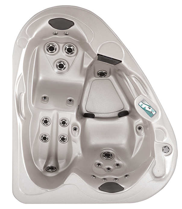 amour hot tub design view