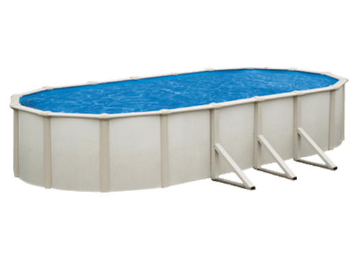 concept model of eclipse oval pool
