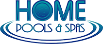 Home Pools & Spas Logo