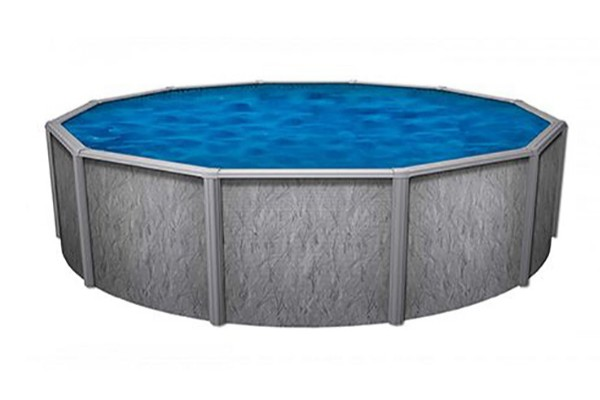 concept model of southport round above ground pool